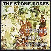 1 CENT CD The Stone Roses - Turns into Stone