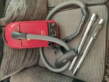 Vintage Working Miele Electronic 251i Air Clean Variable Vacuum Cleaner