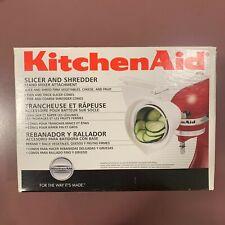 KitchenAid Slicer And Shredder Attachment - New & Unused w/ Box & Paperwork