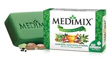 Medimix Ayurvedic Soap Herbal Everyday Skin Protection soap with 18 Herbs 75g