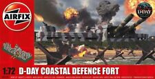 Airfix 1/72nd Scale D-Day WWII Coastal Defense Fort Set NEW SEALED!