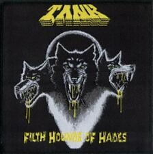 TANK Filth Hounds of Hades  Patch/Aufnäher 601574 #