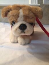 Keel Toys Plush London Union Jack  British Bulldog Small Cute