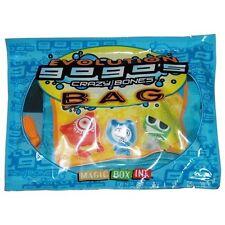 Crazy Bones Gogos Series 1, Blister pack of 5 Gogo's