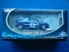 Solido Peugeot Diecast Vehicles, Parts & Accessories