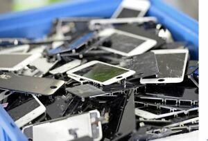 BUY BACK YOUR BROKEN CRACKED WORKING ORIGINAL IPHONE SCREENS LCD