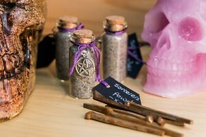 Sorcerer's Powder - Spell, Hex, Protection, Enemy, Yorkshire, Wicca, Valerian