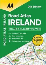 Road Atlas Ireland 9780749582302 | Brand New | Free UK Shipping