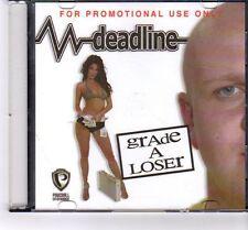 (FT530) Deadline, Grade A Loser - 2006 DJ CD