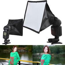Universal Foldable Soft Box Flash Diffuser Dome 15*17cm For Canon Nikon Sony