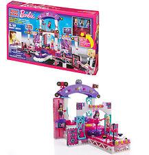 Barbie 3-Story Super Star Stage Dream Townhouse Mega Bloks 80247 Set | NEW