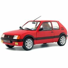 Solido 1/18 Peugeot 205 GTI MK1 - Rouge (S1801702)