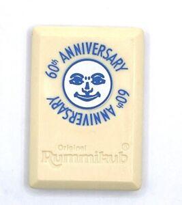 Rummikub 60th Anniversary Blue Joker Tile Game Replacement Piece
