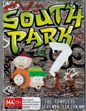 South Park: Season 7  - DVD, 2010, 3 Disc Set