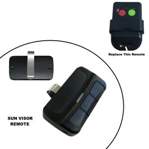 Car Sun Visor Remote Control Suits RED GREEN Button E8 Automatic Gates Openers