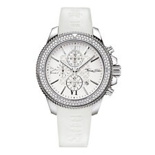 1907b140cdf0 WA0071 New Genuine Thomas Sabo Rebel at Heart S S Watch on White Silicone £