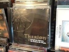 """THERION  """"Symphony Masses: Ho Drakon Ho Megas"""" (CD) METAL"""