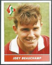 PANINI FOOTBALL LEAGUE 95 -#300-SWINDON TOWN-JOEY BEAUCHAMP