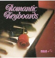 HARD TO FIND ~ Romantic Keyboards (Cassette 1991) PIANO Compilation 3+ CENTURIES