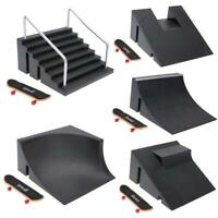 Ultimate Skate Park Ramp Parts Tech Deck Ramps Fingerboard Mini Finger Board Toy