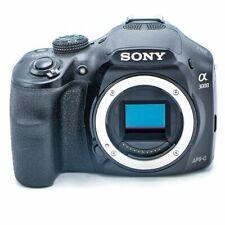 Sony Alpha a3000 20.1MP APS-C Mirrorless Digital Camera (Body Only)
