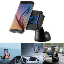 Qi Wireless Car Charger Transmitter Holder Pad for Samsung Galaxy S7/S7 Edge
