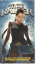 Lara Croft: Tomb Raider (VHS, 2002, Special Edition) NEW FACTORY SEALED SEXY NIP