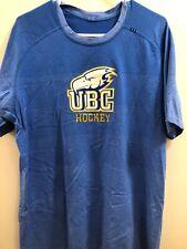 Lululemon Ubc hockey men's ss metal vent tech shirt size xl