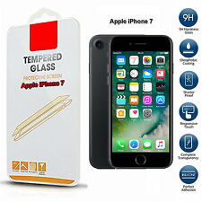 Tempered Glass Screen Protector Premium Film For Apple iPhone 7 Or iPhone 8