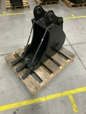 New 12 Excavator Bucket For A Bobcat E50