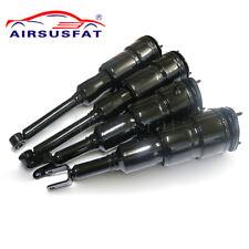 4X For Lexus LS460 Front Rear Air Suspension Strut 4801050150 4802050242 07-12