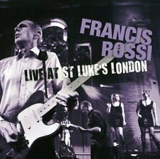 FRANCIS ROSSI - Live At St Lukes London [CD]