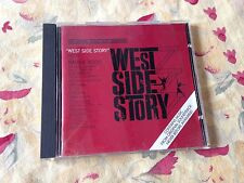 west side story CD BO du film de robert wise (1992) léonard bernstein