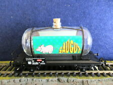 "Marklin HO - ""Saugut"" Glass Tanker Car #44522  NIB"