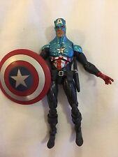 """Marvel Universe/INFINITE/lol Figura 3.75"""" Capitán América Bucky Barnes. D"""