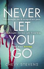 Never Let You Go: A heart-stopping psychological thriller you won't be able to