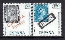 Sellos en español - 1968 día mundial del sello Perfecto Estado