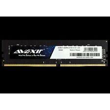 AVEXIR RAM BUDGET SERIES 8GB DDR4 2400MHz