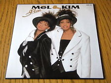 """MEL & KIM - FLM  7"""" VINYL PS"""