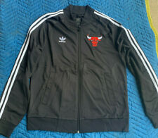 """Chicago Bulls -  Adidas """"Track Jacket"""" - *-*  NEW!!!"""