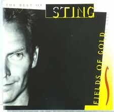 CD-STING-fields of ORO: the Best of Sting 1984 - 1994-a5538