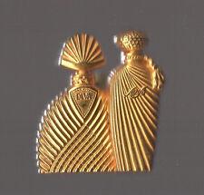 pin's parfum / Flacons de Senso et Diva signé parfums Ungaro Paris