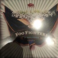 FOO FIGHTERS - IN YOUR HONOR - NEW SEALED 2 X VINYL LP