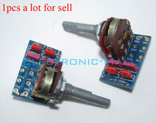 1 Pcs Japan ALPS 30K特X2 High Quality Duplex Equiloud Volume Potentiometer Board