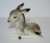 Lomonosov PORCELAIN Figurine DONKEY.Hand Painted.UNIQUE.RARE