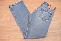 "vtg Levi's 501 Red Tab Denim Jeans - W32"" x L34"" #419"