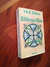 Tolkien IL SILMARILLION Rusconi 1978 1 ed.