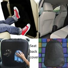 Car Seat Back Cover Protector Kick Clean Mat Pad Anti Stepped Dirty for Kids