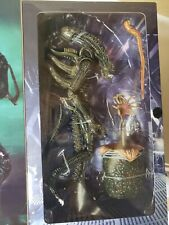 "NECA ALIENS WARRIOR, 7"" (1986) ULTIMATE EDITION FIGURE-BROWN  NEW"