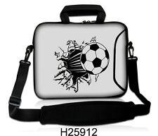 "17"" Laptop Manga Con Mango Para Todas Las Marcas & modelos, fútbol, gastos de envío gratis"